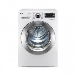 8kg LG Ductless Dryer with...