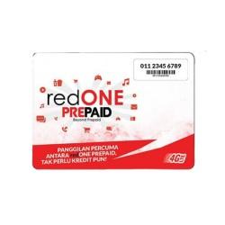 redONE Prepaid Sim Pack