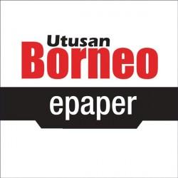 Utusan Borneo ePaper 1-Year...