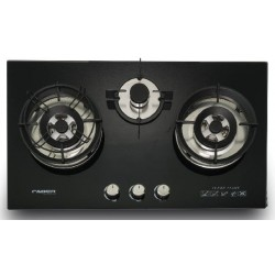 Faber Build In Glass Hob...