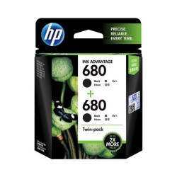 HP 680 Black Ink Cartridge...