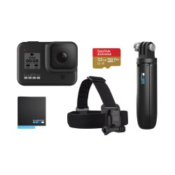 GoPro Hero 8 Black with Bundle